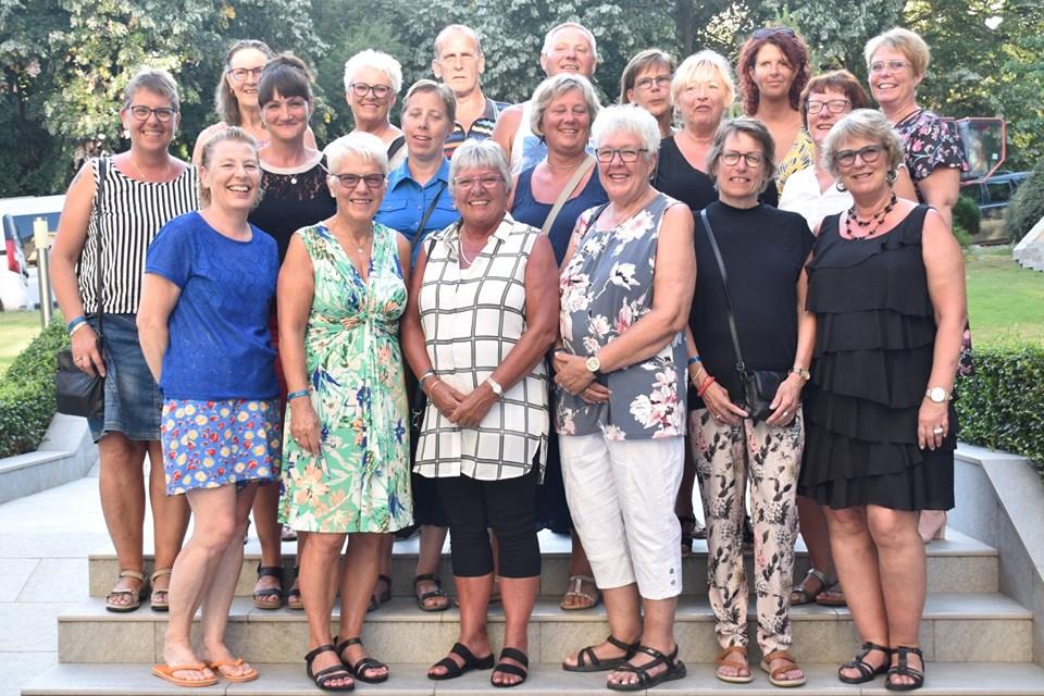 20 deltager til Golden Sands