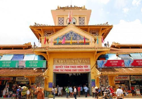 Binh Tay Marked