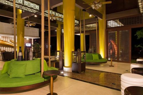 Mercury Resort Lobby