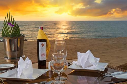 Mercury Sunset dinner