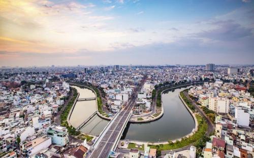 Saigon flod