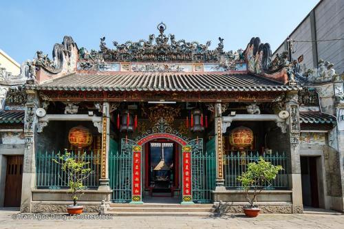 Thien Hiue Tempel