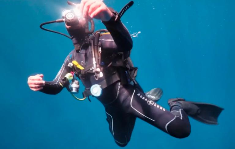 GadgetFlow: Brizo 3D Dive Logger tracks your dive paths