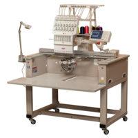 SWF Broderimaskine T1501 Scanteam Broderimaskiner