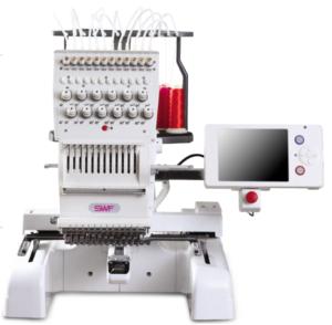 SWF MAN-12 Industri Broderimaskine