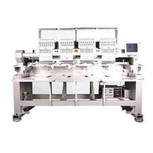 SWF k-uh1204 Industri Broderimaskine Scanteam Broderimaskiner