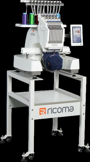 Ricoma REM-1010 komplet med bord