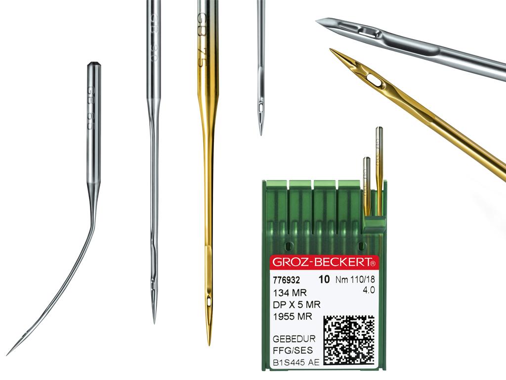 Tips og tricks om valg af nåle