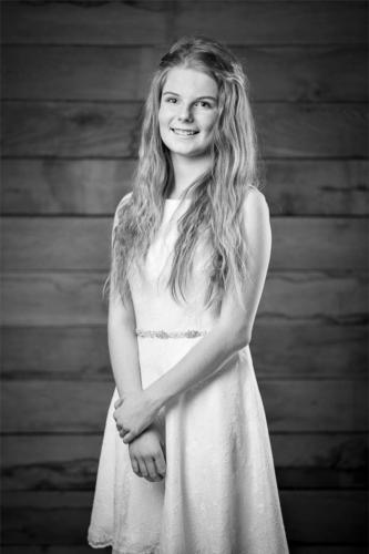 Fotograf til din konfirmation - Broe Foto Holstebro