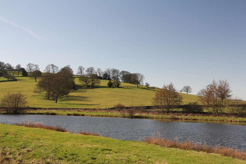 lake behind broomfield