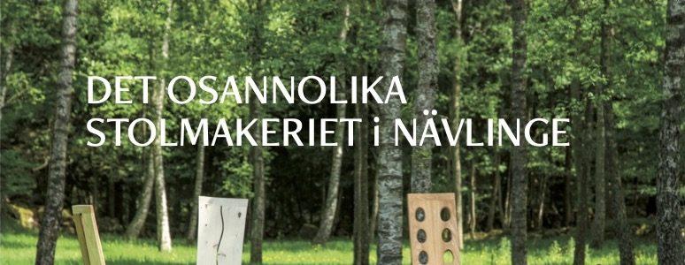 Ny fotobok – om snickaren Carl-Erik Warfvinge.