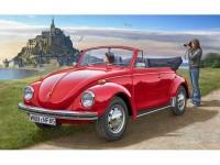 REV07078 VW Beetle Cabriolet 1970 Plastic Kit