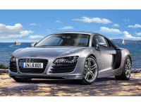REV07398 Audi R8 Plastic Kit
