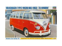 HAS21210 Volkswagen T2 minibus Plastic Kit