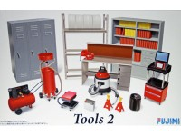 FUJ113715 Tools No2 Plastic Kit