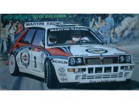 HAS25015 Lancia Super Delta  1992 WRC Plastic Kit
