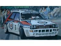 HAS25015 Lancia Super Delta  1992 WRC Plastic Kit