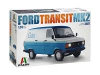 ITA3687 Ford Transit mk2 Plastic Kit