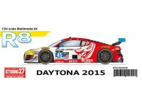 STU27FK24129 Audi R8  Daytona 2015 Multimedia Kit