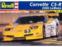 REVUS85-2354 Corvette C5-R  Le Mans 2000 Plastic Kit