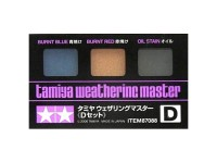 TAM87088 Tamiya wethering master  SET  D Multimedia Material