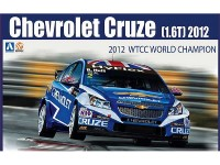 BEE24003 Chevrolet Cruze WTCC 2012 Plastic Kit