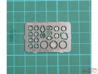 HME006 Cap set Etched metal Accessoires