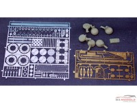 TK24-151 BMW M1 Gr 4  Transkit PE + Resin parts for Revell 07247 Multimedia Accessoires