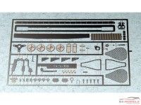 TK24-308 Porsche 936/78-79-81  photoetched set for Tamiya Etched metal Accessoires