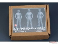 HD030463 Akira Nakai  (RWB) figure Multimedia Kit