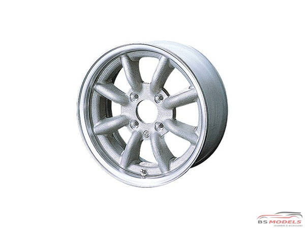 AOS05243 RS Watanabe 8 spoke - 17 inch Plastic Accessoires