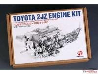 HD03497 Toyota 2JZ  engine kit (resin + PE) Multimedia Kit