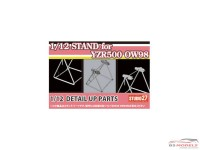 STU27FP1218 Stand for YZR500   OW98 Multimedia Accessoires