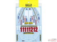 TABU12057 Ferrari 312T4  Full sponsor Waterslide decal Decal