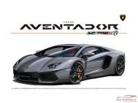 AOS001424 Lamborghini Aventator LP700-4 Plastic Kit