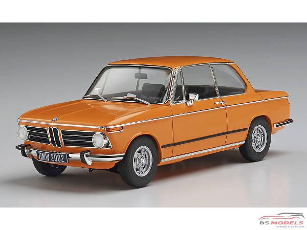 HAS21123 BMW 2002 Tii  (1971) Plastic Kit