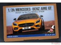 HD020354 Mercedes-Benz AMG GT detail set FOR R 07028 Multimedia Accessoires