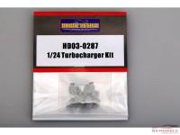 HD030287 Turbocharger kit Resin Accessoires