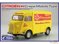 EBR25010 Citroën Type H  Crepe Mobile Plastic Kit