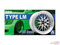 AOS052754 BBS LM 20 inch Plastic Accessoires