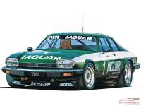 HAS20305 Jaguar XJ-S  HE Tom Walkinshaw Racing Limited Edtion Plastic Kit