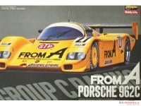 HASCC-10 Porsche 962C  From A #27 Plastic Kit
