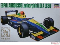 HASCF-09 Espo Larrousse Lamborghini Lola LC90 Plastic Kit