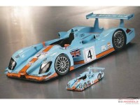 LMM124047 Audi R8  Gulf #4  Le Mans 2001 Multimedia Kit