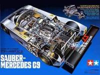 TAM24091 Sauber Mercedes C9  #63 Plastic Kit