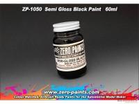 ZP1050 Semi Gloss Black paint 60 ml Paint Material
