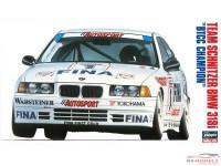 HAS20271 BMW 318i  Team Schnitzer  BTCC Champion Plastic Kit