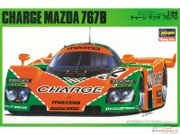 HAS20312 Mazda 767B Charge  LM 1989 (9th) #202 Plastic Kit