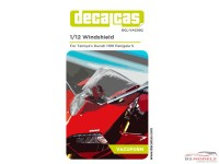 DCLVAC002 Vacuum Formed visor for Ducati 1199 Panigale S (TAM14129-14132) Multimedia Accessoires
