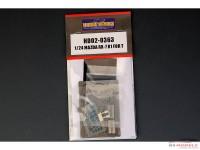HD020363 Mazda RX-7 R1 (For TAM) Multimedia Accessoires